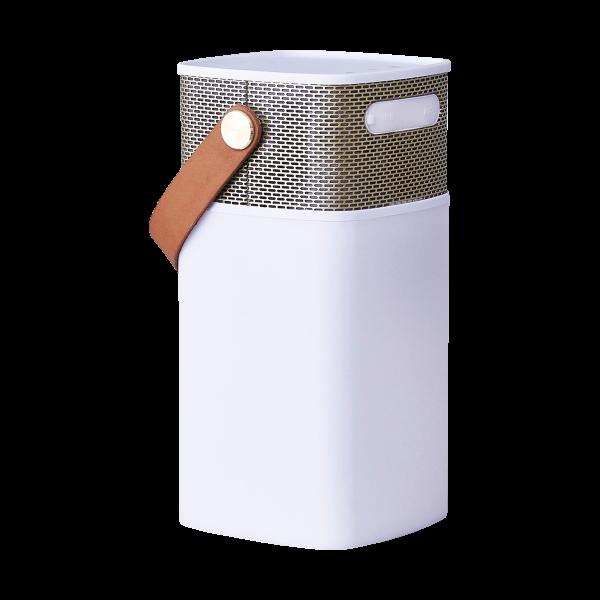 Enceinte nomade Bluetooth & lampe à LED – Kreafunk