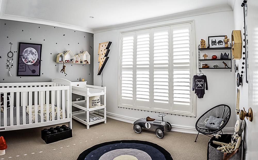 Source Little Dwelling - Harry's room