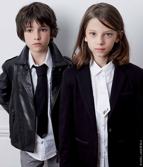 ©Karl Lagerfeld Kids