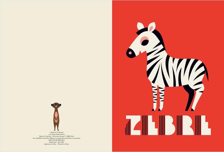 Animaux - Illustrations Ingela P. Arrhenius - Ed. Marcel & Joachim