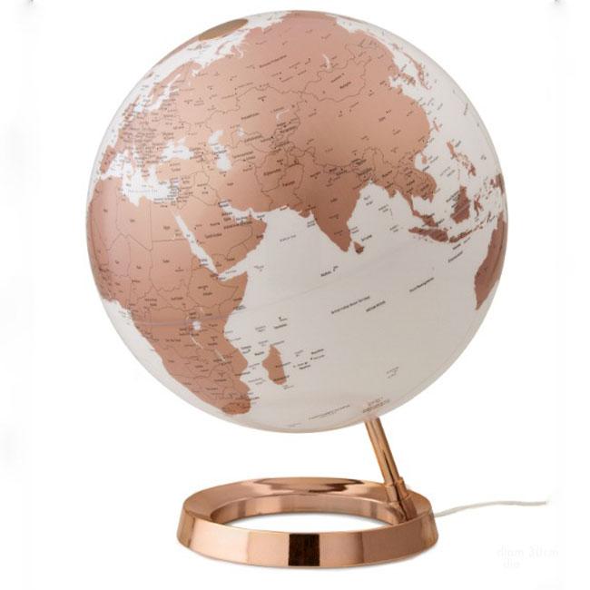 Globe or ©Persona Grata
