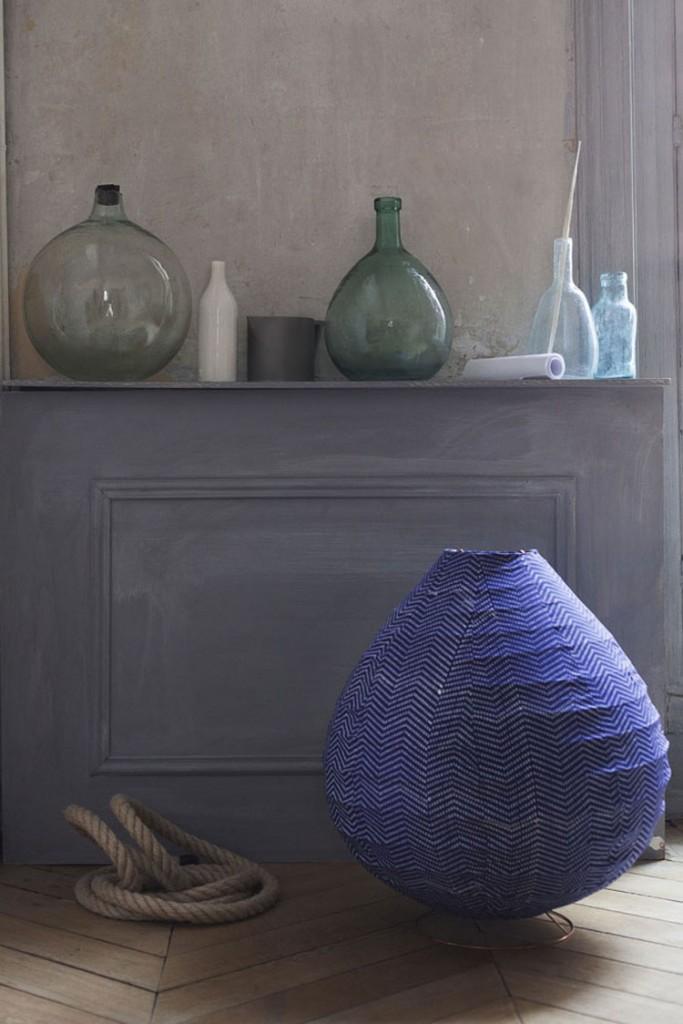 Kyoto indigo ©Paris au mois d'Août - Photo : Maia Flore | Stylisme : Elodie Rambaud