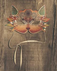 My Psychedelic Cat ©Ninn Apouladaki