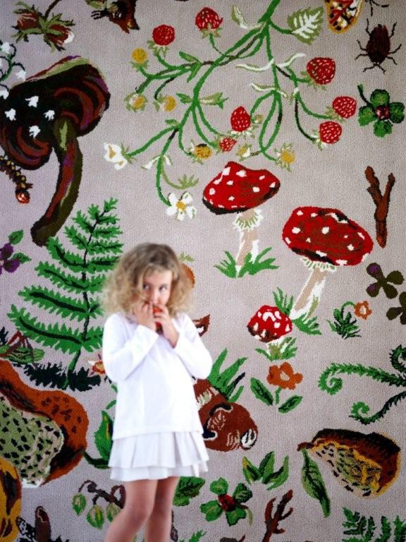 Dans la Forêt designed by Natalie Lété - Collection Petite Galerie - Tai Ping