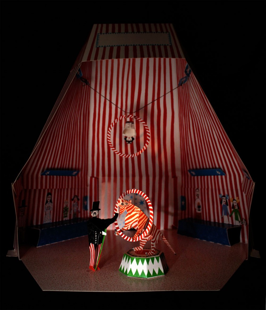The Circus designed by Anna Pfeiffer