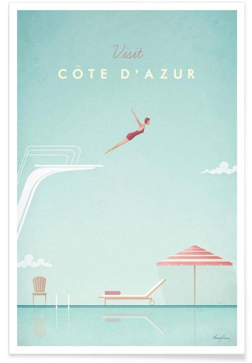 La Côte d'Azur | ©Henry Rivers