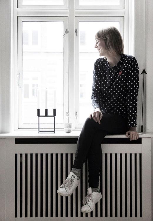 Katrine Froekiaer - Photographie Anitta Behrendt pour Bolig Magazine
