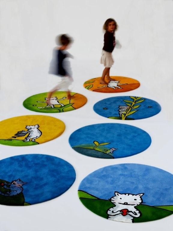 Wish Rugs designed by Jean Vincent Sénac - Collection Petite Galerie - Tai Ping