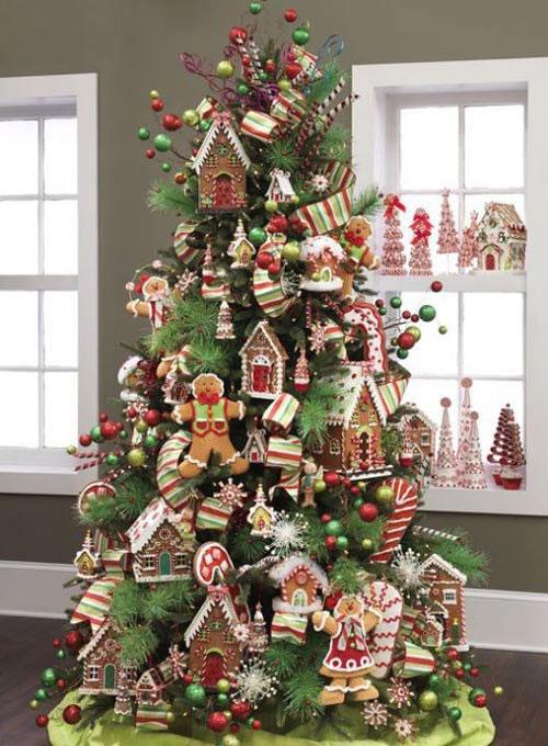Xmas Ginger tree