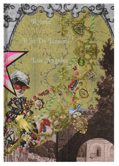 Carnet de Voyage II de Christian Lacroix Papier pour Libretto
