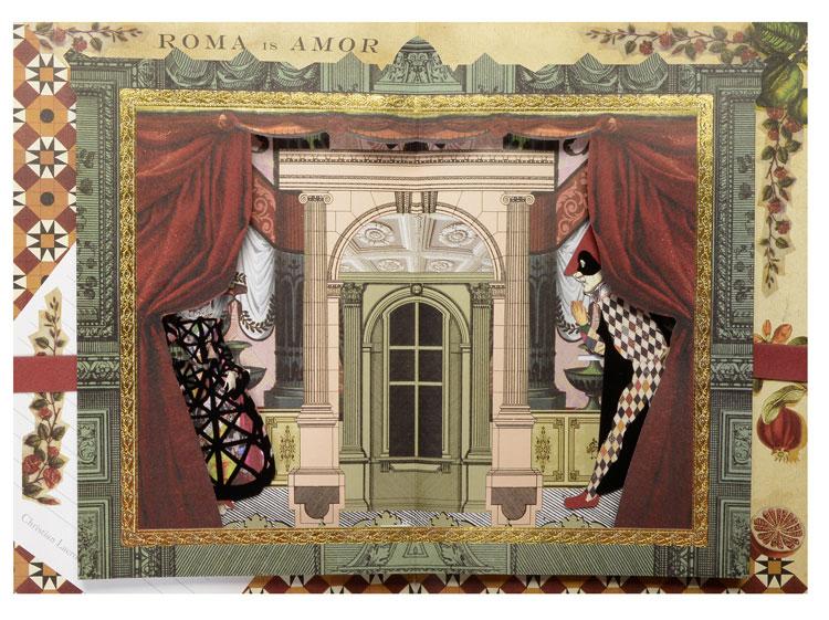 Carnet de Voyage II - Maison Christian Lacroix pour Libretto