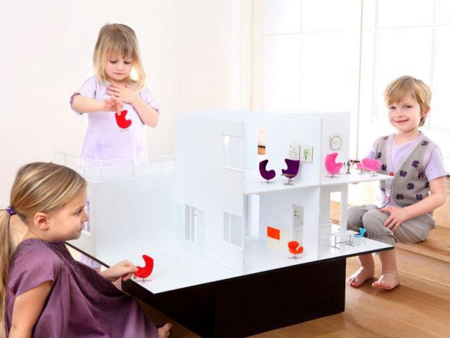 Maison miniature Arn Jacobsen