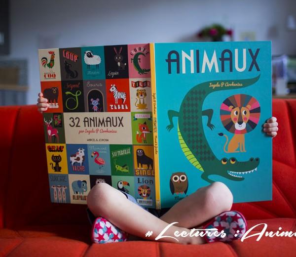 Animaux - Illustré par Ingela P. Arrhenius - Ed. Marcel & Joachim