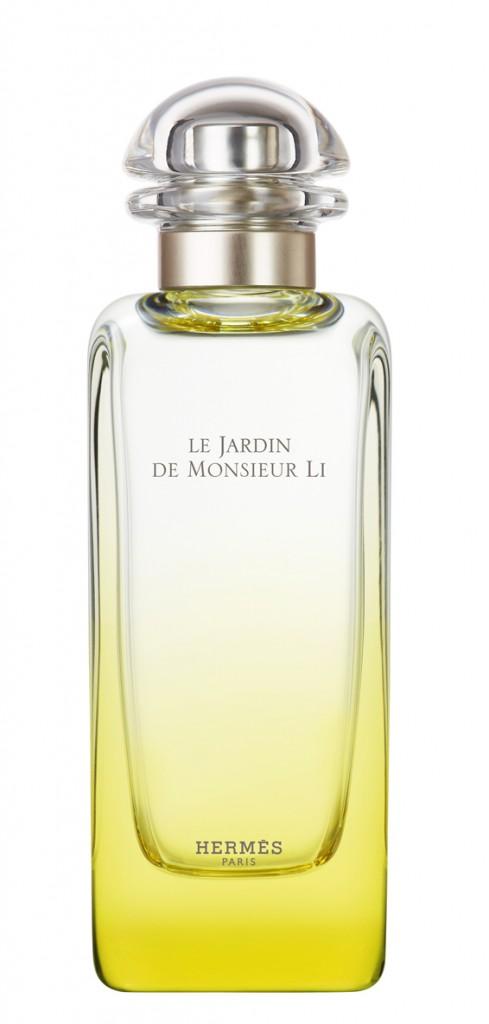 Le Jardin de Monsieur Li ©Hermès Parfums