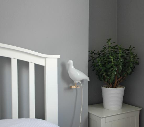 Pigeon Light - lampe murale ou à poser- Design Ed Carpenter