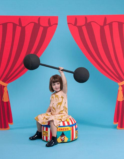 pouf Circus ©Woouf