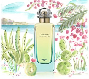 Un Jardin en Méditerranée - Hermès Parfums