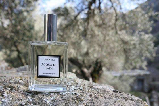 eau de parfum Acqua di Calvi ©Casanera