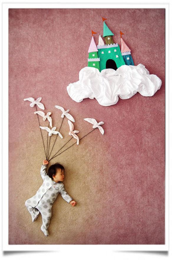 Ballons - Wengenn in Wonderland ©Queenie Liao