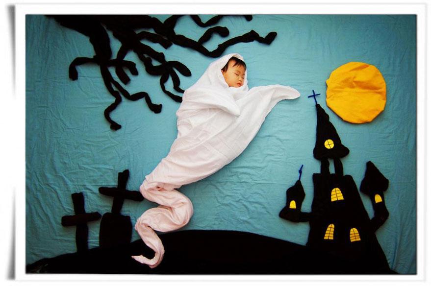 Halloween - Wengenn in Wonderland ©Queenie Liao