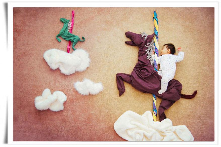 Licorne - Wengenn in Wonderland ©Queenie Liao
