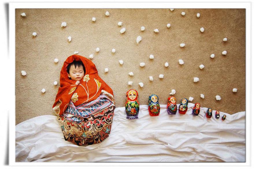 Matriochka - Wengenn in Wonderland ©Queenie Liao
