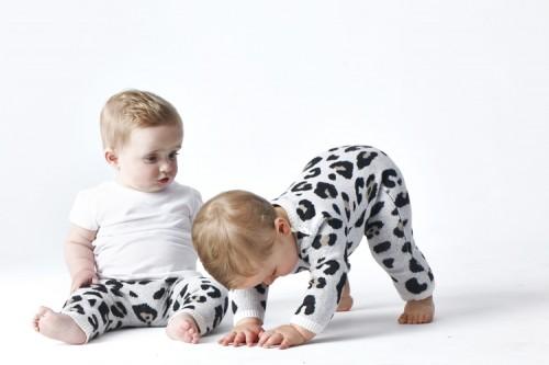 Combinaison et legging Léopard ©Atelier/Child