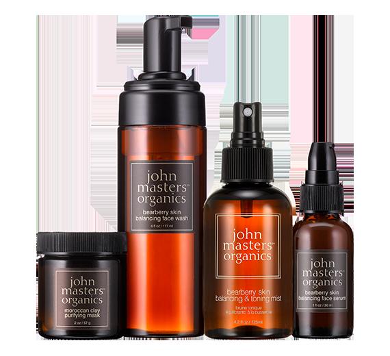 Gamme peau Mixte | ©John Masters Organics