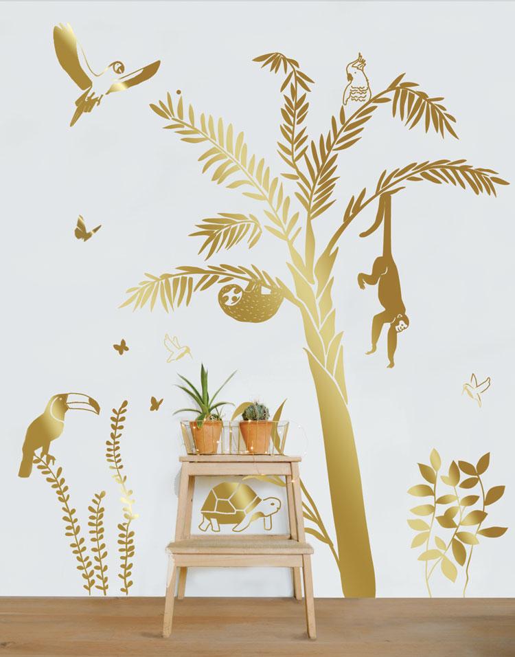 Palmier doré | ©Mimi'Lou