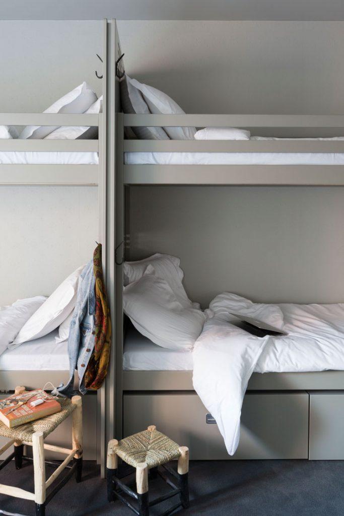 chambre de l'hostel - ho36 | ©Pierrick Vierny