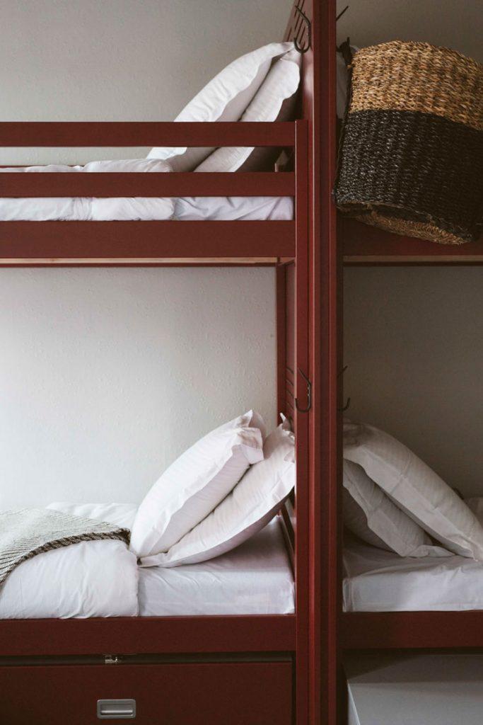 chambre hostel - ho36 | ©Pierrick Vierny