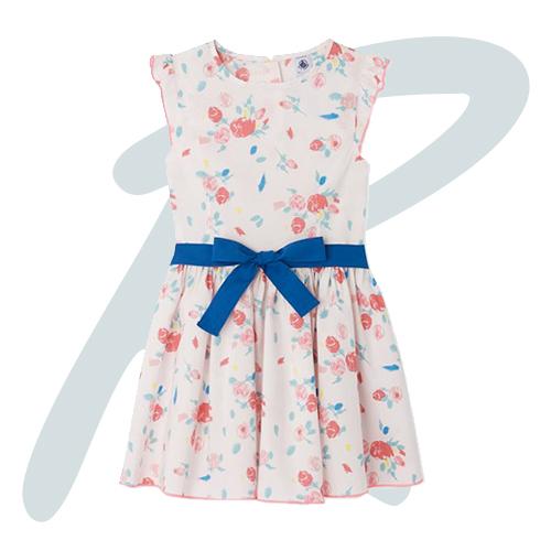 robe-imprimé-fleurs-petitbateau