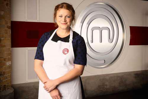 Huanita Henessay ©Master Chef UK