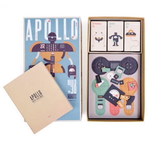 Apollo, design Marc Sardà | ©Londji