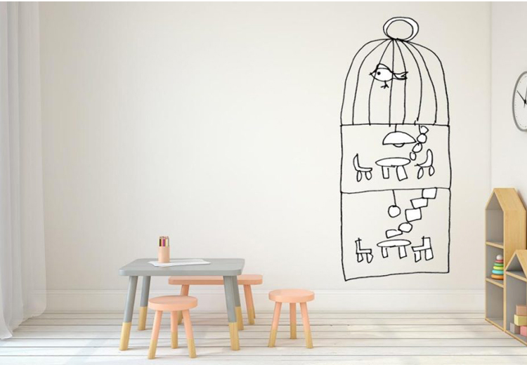 cage à oiseaux | Asami Nishimura
