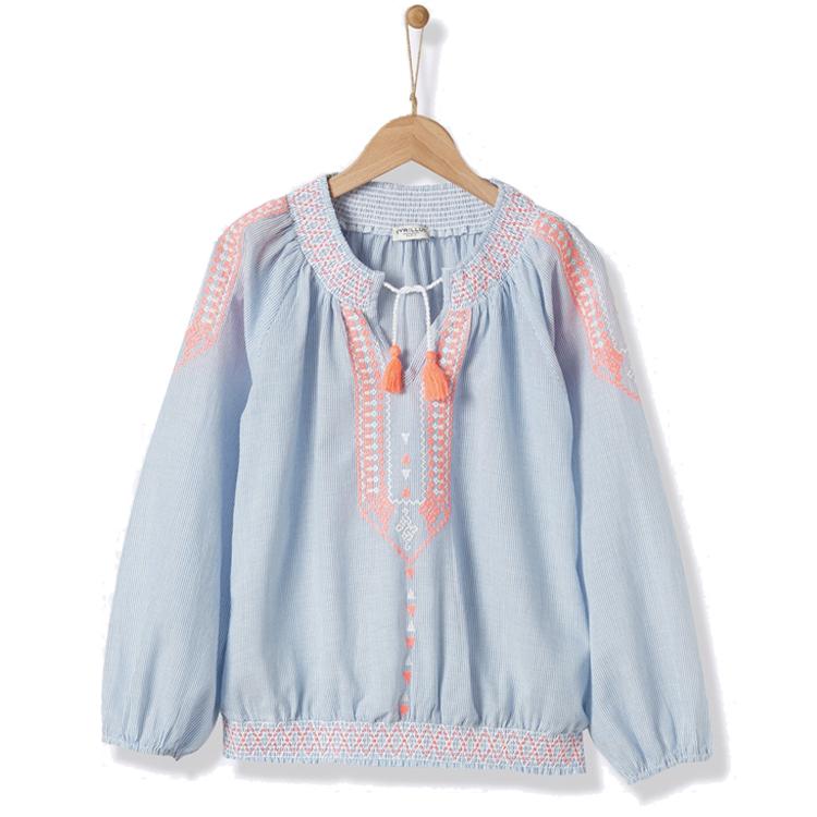 blouse-brodée-cyrillus