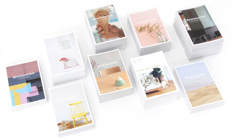 Destination - Les Editions by Studio Caroline Gomez