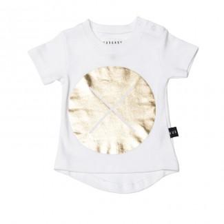 T-shirt Circle Cross©H U X B A B Y