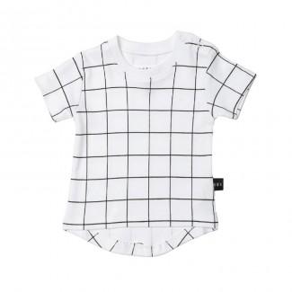 T-shirt Grid©H U X B A B Y