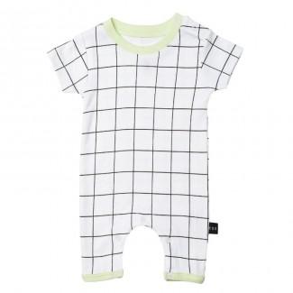 """combinaison courte """"grid"""" ©H U X B A B Y"""