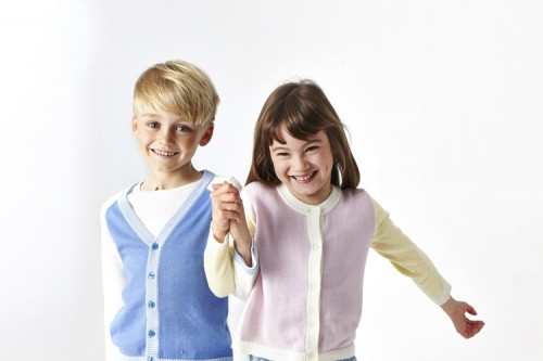 gilets Colorblock ©Atelier/Child